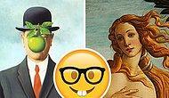 Тест на уровень культуры: Если с вашим все в порядке, узнаете хотя бы 12 из 15 известных картин