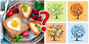 Тест: Расскажите о своем завтраке, а мы угадаем месяц, в котором вы родились