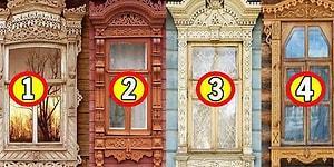 Тест: Откройте одно из старинных окон и узнайте, когда же исполнится ваша заветная мечта