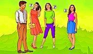 Тест на чутье: Угадаете ли вы, какая из девушек нравится парню больше?