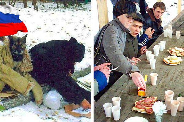 Россия-матушка в повседневных фото, по которым вы точно скучали