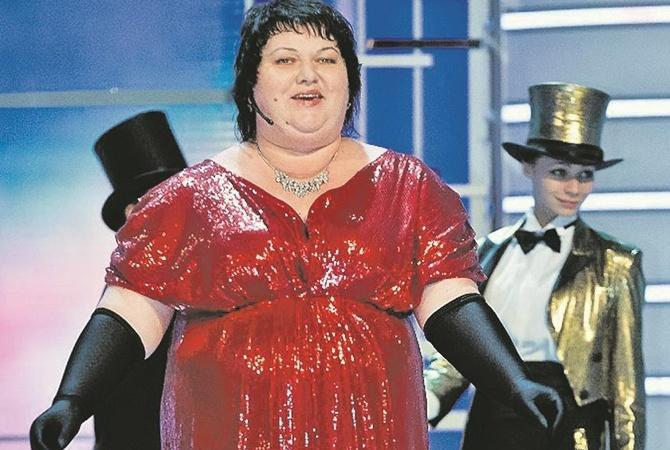Квн Толстушка Из Пятигорска Похудела. Похудев на 84 кг, Ольга Картункова вновь поправилась на самоизоляции и меняет гардероб