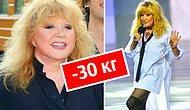 Сдулись: 5 звездных женщин, которые похудели на 20, 30 и даже 80 кг