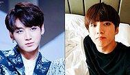 Пост о том, что члены группы BTS без макияжа выглядят еще милее