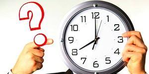 Тест: А сможем ли мы угадать время, в которое вы проходите этот тест?