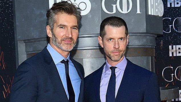 Benioff ve Weiss, halihazırda yeni Star Wars (Yıldız Savaşları) üçlemesi için Disney ile çalışmakta.
