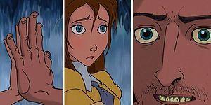 21 иллюстрация, показывающая, какими бы были мультфильмы Disney, если бы герои вели себя как реальные люди