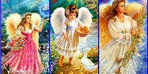 Тест: Выберите ангела и узнайте, что вам делать дальше