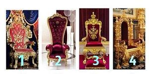 Тест: Выбранный вами трон королевы расскажет, какая вы женщина и что в вас замечают мужчины