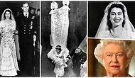 Kraliçe II. Elizabeth'in Düğününde Giydiği Gelinliği Devletin Verdiği İndirim Kuponlarıyla Almıştı!