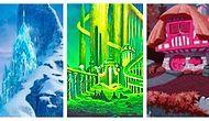 Тест: Вы по-настоящему любите Дисней, если сможете вспомнить, в каких мультфильмах видели эти дома