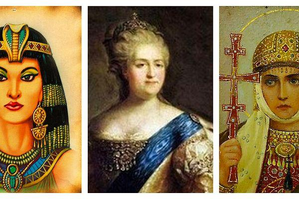 Тест: Вы знаток истории, если сможете узнать всех этих влиятельных женщин