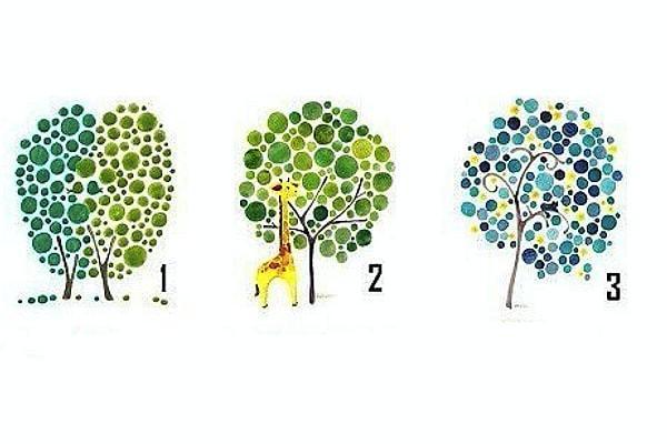 Тест: Выберите дерево и оно раскроет самую яркую черту вашего характера