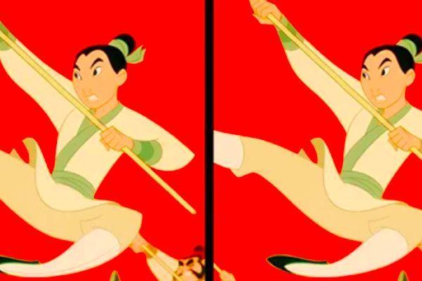 Тест: Если вы внимательно смотрели лучшие мультфильмы Диснея, то точно увидите все отличия в этом тесте