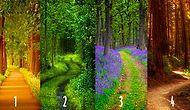 Тест: Какой дорогой вы идёте по жизни?