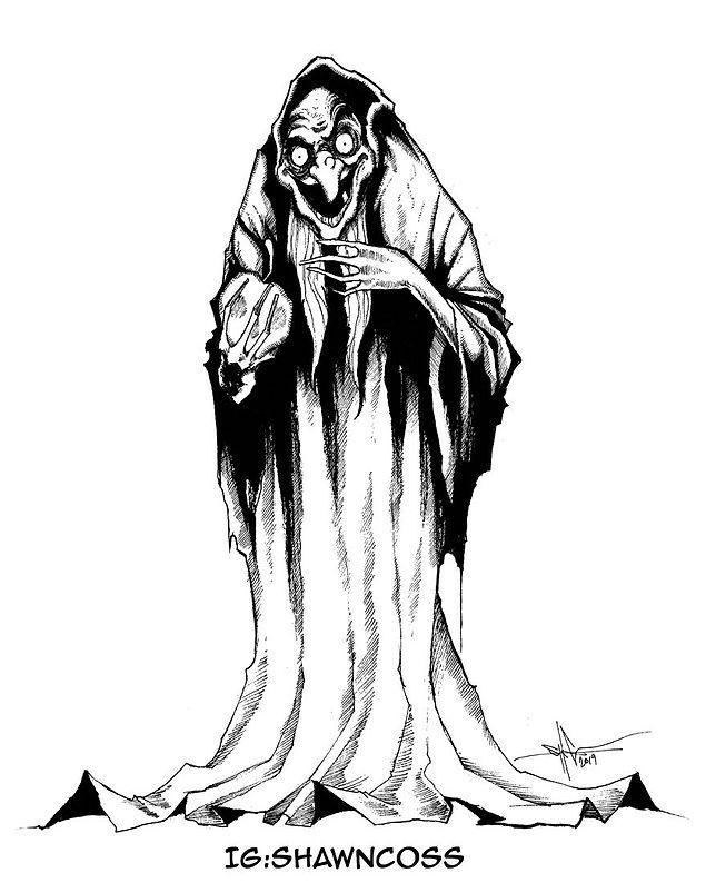 12 криповых версий диснеевских злодеев, от которых реально мороз по коже