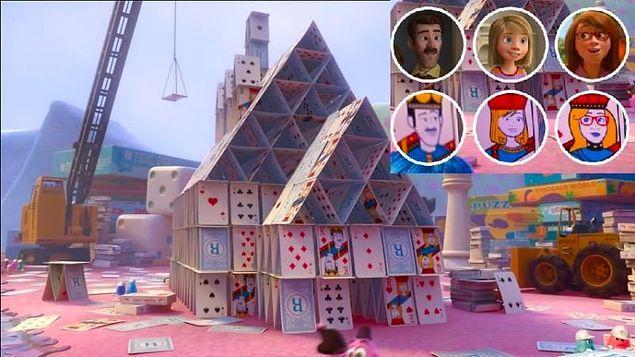 20 невероятных деталей, которые доказывают, что иллюстраторы студии Pixar — гении
