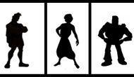 Тест: Вы истинный любитель мультфильмов от Дисней, если узнаете всех этих персонажей лишь по их силуэту (Часть-2)