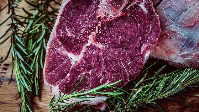 Et tüketimi OECD ortalamasının çok altında