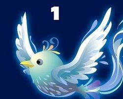 Эта птица дарит вам заряд положительной энергии