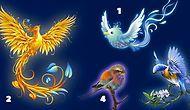 Тест: Выберите птицу счастья и узнайте, какой подарок она для вас приготовила
