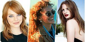 26 Redhead Celebrities Gingering On Strong!