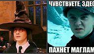 """Тест: Если бы вы жили во вселенной """"Гарри Поттера"""", то кем бы вы были: волшебником или маглом?"""