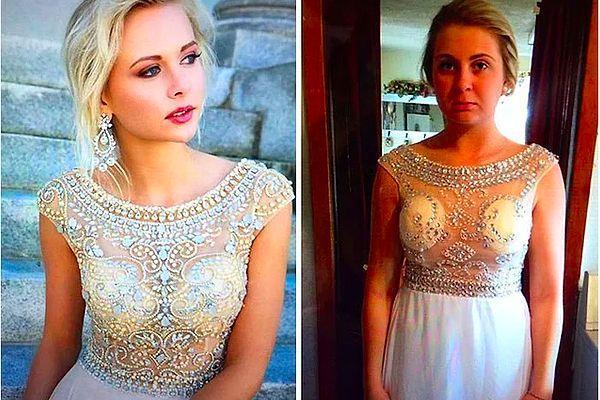 17 девушек, которые в первый и последний раз заказали выпускное платье с Китая