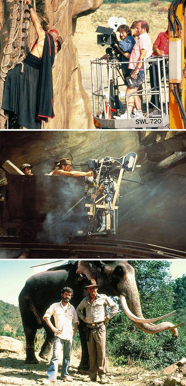45+ фотографий о том, что происходило в перерывах между дублями культовых голливудских фильмов (Продолжение)
