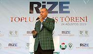 Cumhurbaşkanı Erdoğan: 'İstanbul'u Sel Bastı, Beyefendi Tatilde'