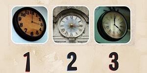 Тест: Выберите часы и узнайте, что из прошлой жизни мешает вам быть счастливым в этой