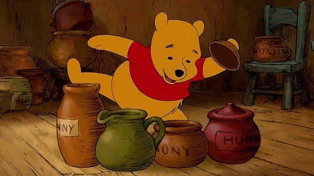 9. Winnie The Pooh!