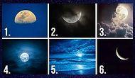 Тест: Выберите луну, чтобы узнать главную черту своего характера