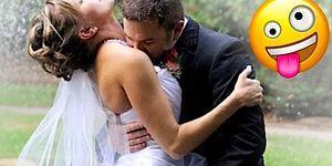 9 самых странных поцелуев жениха и невесты, которые никто не хочет видеть на свадебных фото