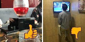 Ощутите разницу: 12 баров, которые живут в будущем Vs. 12 баров, которые застряли в прошлом столетии