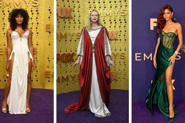 Анкета: Выбираем лучшие наряды с 71-ой премии «Эмми»
