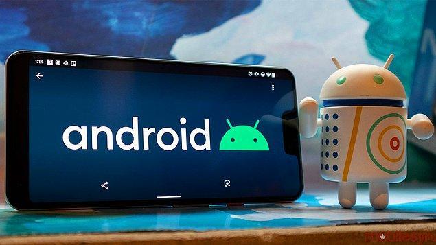 Eğer telefonunuz Android 10 destekli değilse, zannediyoruz biraz daha beklemeniz gerekiyor.
