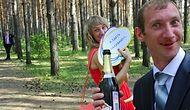 40+ фотографий русских свадеб, которые вы точно не захотели бы увидеть в своем свадебном альбоме