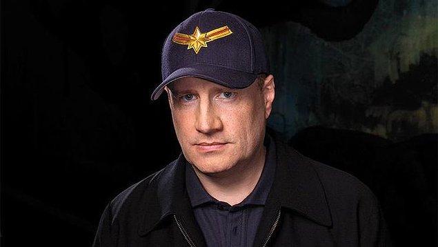 4. Marvel Sinematik Evreninin baş mimarı Kevin Feige, Star Wars evreninin de başına geçti.