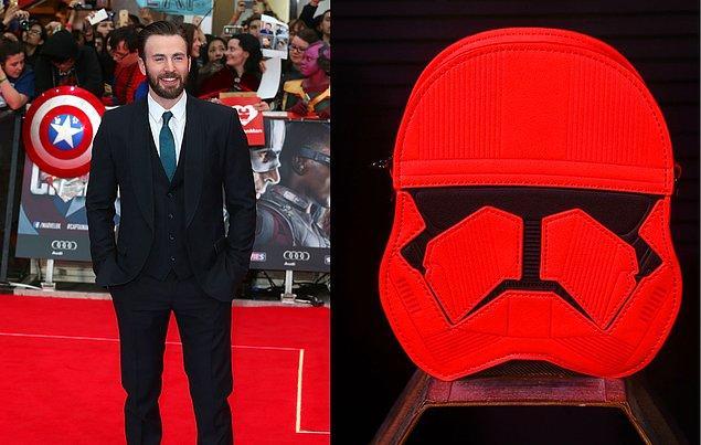 11. Chris Evans, Kevin Feige'in yapacağı Star Wars filminde rol almak istediğini açıkladı.