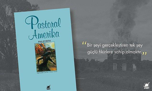 9. Pastoral Amerika-Philip Roth: 1997 Pulitzer Ödülü