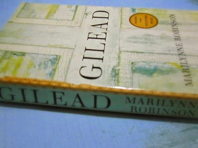 14. Gilead-Marilynne Robinson: 2005 Pulitzer Ödülü
