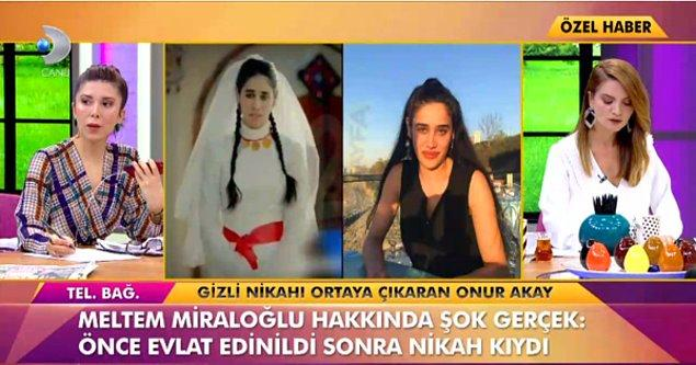 Geçtiğimiz gün bir magazin programının canlı yayına bağlanan Onur Akay, herkesi şaşırtan açıklamalarda bulundu...