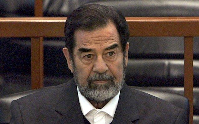 2002 - Irak devlet başkanı Saddam Hüseyin, 7 yıllık yeni görev süresi için düzenlenen halk oylamasında oyların tamamını aldı.