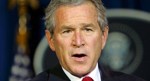 2000 - George W. Bush ABD Başkanı seçildi.