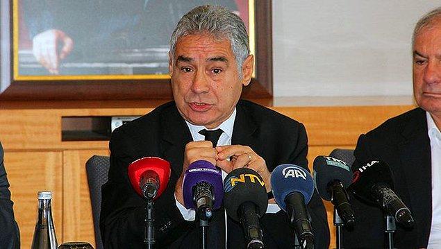 Sonrasında başkan adaylarından İsmail Ünal, yapılacak seçimde Serdal Adalı'yı destekleyeceğini açıklayarak adaylıktan çekildi.