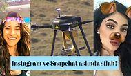Çok Sevdiğimiz Instagram ve Snapchat Filtreleri Silah Olarak Kullanılabilir mi?
