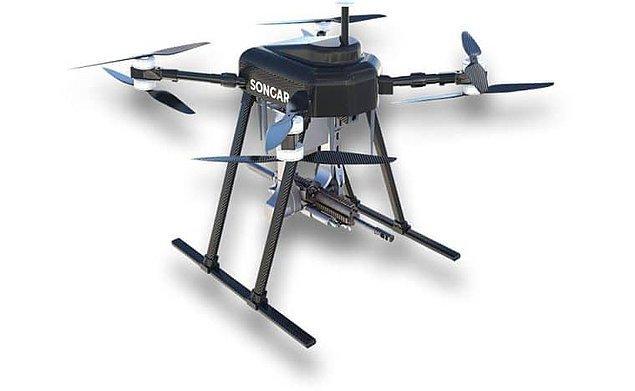 İki yıl önce paylaşılan video sonrasında şunu belirtmekte fayda var; şu anda Milli Savunma silahlarımızın arasında Songar isimli silahlı drone sistemimiz bulunmakta.