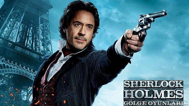 34. Sherlock Holmes: Gölge Oyunları (2011) / 1 Kasım