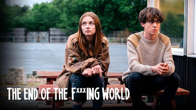 19. The End of The F***ing World / 2. Sezon / 5 Kasım